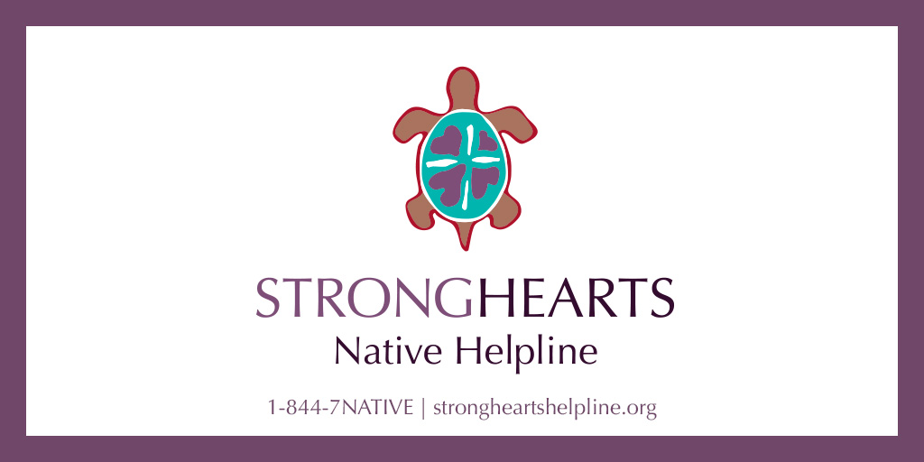 Strong Hearts Native Helpline